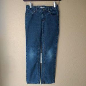Circo Girls Dark Wash Denim Jeans